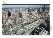 Belltown In Downtown Seattle Carry-all Pouch