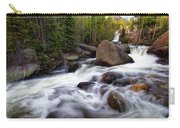 Below Alberta Falls Carry-all Pouch
