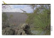 Below Badin Dam Carry-all Pouch