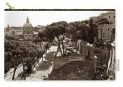 Below The Capitoline Hill Carry-all Pouch