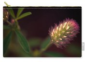 Below The Flower Line Carry-all Pouch