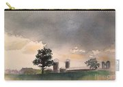 Bemis Road -1    Saline Michigan Carry-all Pouch