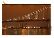 Ben Franklin Bridge Giant Panorama Carry-all Pouch