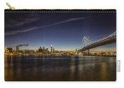 Ben Franklin Bridge Carry-all Pouch