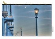 Ben Franklin Bridge Walkway Carry-all Pouch