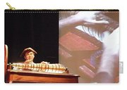 Ben Franklin Glass Harmonica Carry-all Pouch