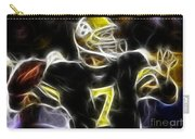 Ben Roethlisberger  - Pittsburg Steelers Carry-all Pouch