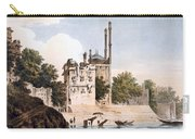 Benares On The Ganges Carry-all Pouch by William Hodges