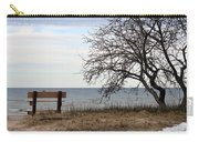 Bench And Beach Carry-all Pouch