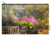 Bench - Tranquility II Carry-all Pouch by Mike Savad