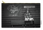Benches For Jockeys Only Carry-all Pouch