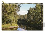 Bend In The River Carry-all Pouch