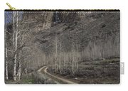 Bend In The Road - Waterfalls Carry-all Pouch