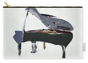 Bendy Piano Carry-all Pouch by David Ridley