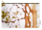 Beneath A Tree 14 5286 Triptych Set 1 Of 3 Carry-all Pouch by Ulrich Schade