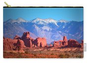 Beneath Blue Skies Carry-all Pouch
