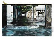 Beneath The Pier  Carry-all Pouch