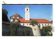 Benedictine Abbey Carry-all Pouch