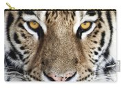 Bengal Tiger Eyes Carry-all Pouch