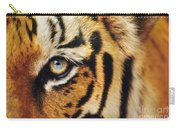 Bengal Tiger Face Carry-all Pouch