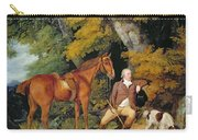 Benjamin Bond Hopkins, Before 1791 Carry-all Pouch