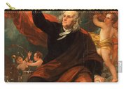 Benjamin Franklin Drawing Electricity From The Sky Carry-all Pouch