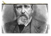 Benjamin Harrison (1833-1901) Carry-all Pouch
