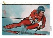 Benjamin Raich Carry-all Pouch by Paul Meijering