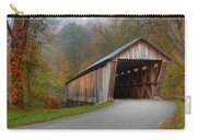 Bennett Mill Covered Bridge Carry-all Pouch