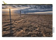 Benone Beach Posts Carry-all Pouch