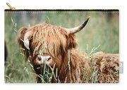 Bent Horn Long Horn Carry-all Pouch