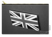 Bentley Badge In Black Carry-all Pouch