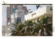 Bentley Hotel Miami Carry-all Pouch