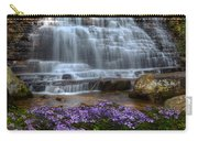 Benton Falls In Spring Carry-all Pouch