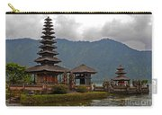 Beratan Island Temple Carry-all Pouch