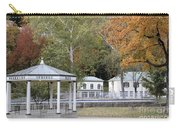 Berkeley Springs Bandstand In West Virginia Carry-all Pouch