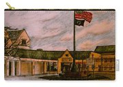 Berks County Jail Main Entrance Carry-all Pouch