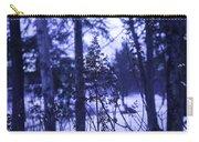 Berkshires Winter 8 - Massachusetts Carry-all Pouch
