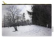 Berkshires Winter 9 - Massachusetts Carry-all Pouch