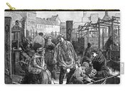 Berlin Fish Market, 1874 Carry-all Pouch