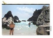 Bermuda Bikini Carry-all Pouch