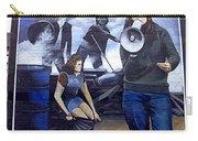 Bernadette Devlin Mural Carry-all Pouch