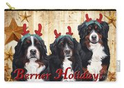 Berner Holiday Carry-all Pouch