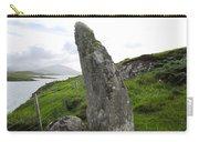 Bernera Stone Near Water Carry-all Pouch
