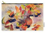 Berry Harvest Still Life Carry-all Pouch