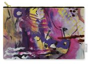 Violet Dawn Carry-all Pouch