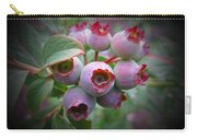 Berry Unripe Carry-all Pouch