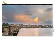 Berwick And Its Old Bridge Carry-all Pouch