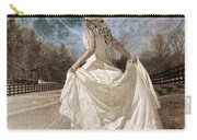 Beside Myself The Moon Carry-all Pouch by Betsy Knapp