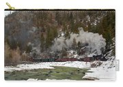 Beside The Animas River Carry-all Pouch
